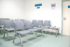 Sala de espera - Hospital Fundación Jiménez Díaz