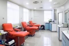 Banco de sangre - Hospital Fundación Jiménez Díaz