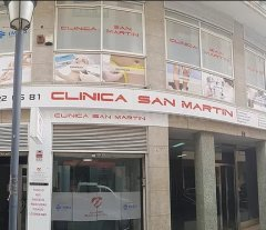- Clínica San Martín