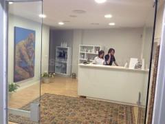 Recepción Instituto Médico Zahrawi - Instituto Médico Zahrawi