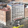 Fachada de la FJD - Hospital Fundación Jiménez Díaz