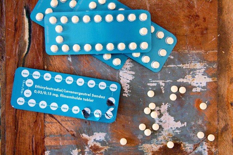 ¿Cómo tomar las pastillas anticonceptivas de 21 días?