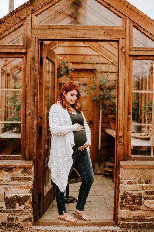 ¿Cómo son las contracciones antes del parto?