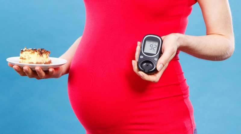¿Qué dieta se recomienda durante la diabetes gestacional?