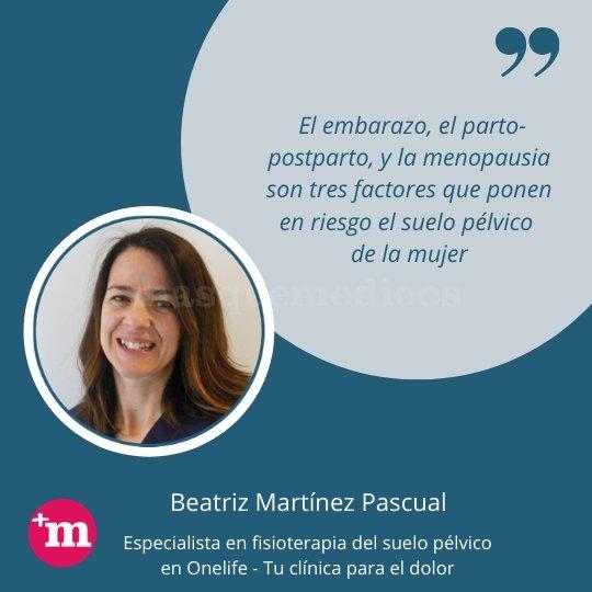 Beatriz Martínez Pascual