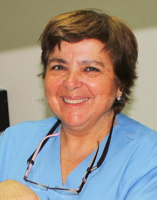 Doctora Pilar Garrido Lapeña