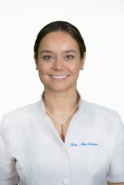 Dra. Ana Cabeza Martínez