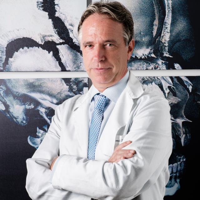 Doctor Agustín Granado Tiagonce