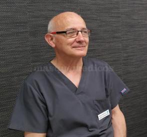 Doctor Rafael Menéndez García