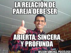 Dr Wilson Sánchez