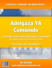 Dr. Delgado - Programa Nutrispa Adelgazar