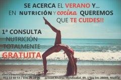 Nutrición y Cocina