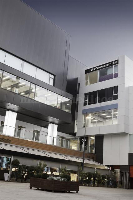 El centro - GineCoruña. Centro Obstétrico - Ginecológico