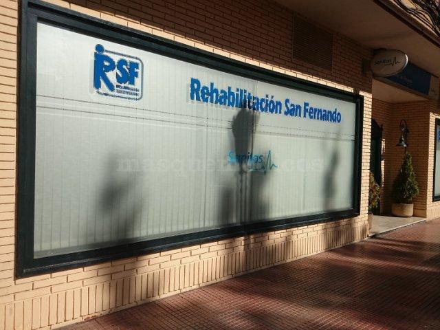 - Rehabilitación San Fernando