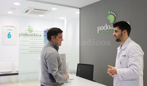 - Clínica Podoactiva Alcalá