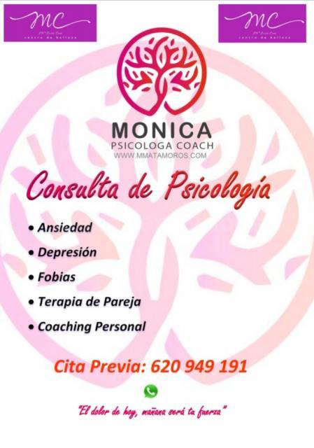 Consulta Alcalá de Henanes - Mónica Matamoros