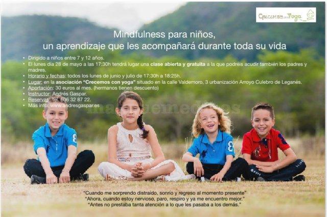 Mindfulness en la educación - Andrés Gaspar de Andrade