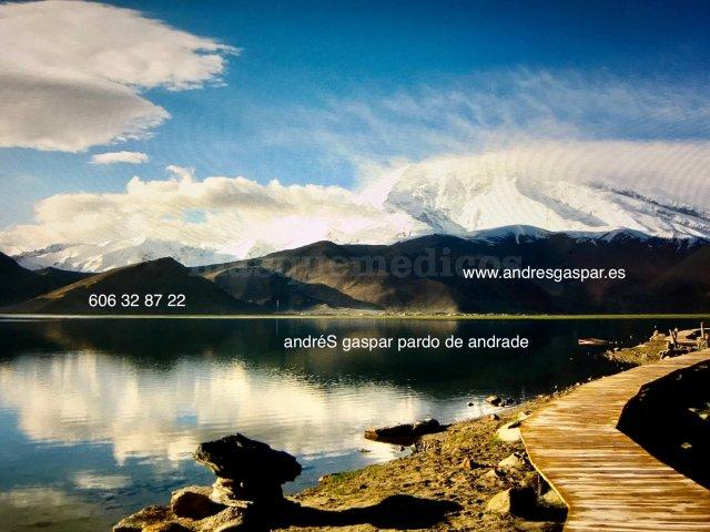 Crecimiento personal - Andrés Gaspar de Andrade
