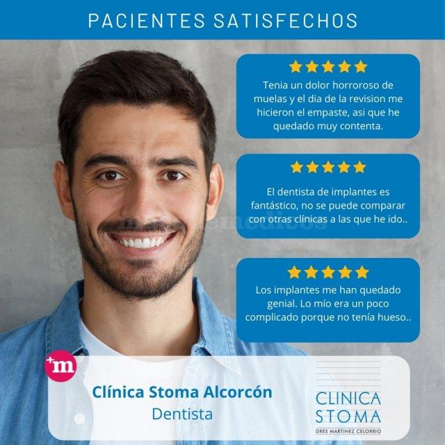 - Clínica Stoma Alcorcón