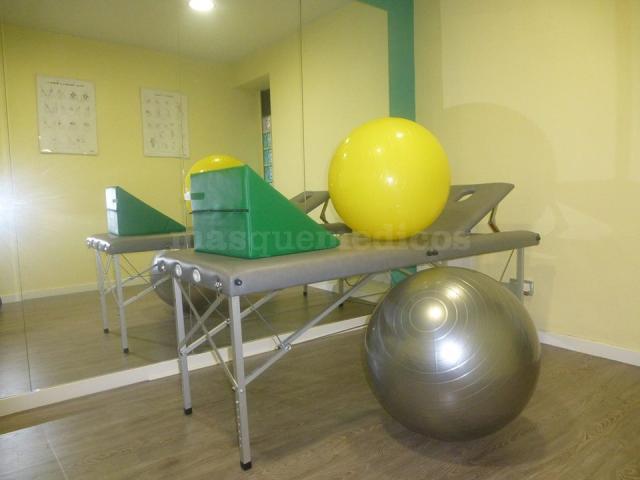 Gabinete - FisioFuensanta, Clínica de Fisioterapia y Osteopatía