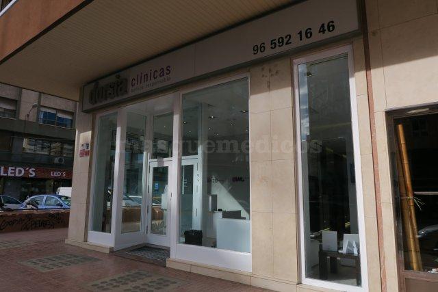 - Clínica Dorsia Alicante Aguilera