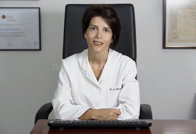 - Doctora Sara Belén Álvarez Ruiz