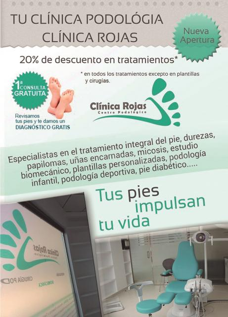 FLAYER OFERTA - Clínica Rojas