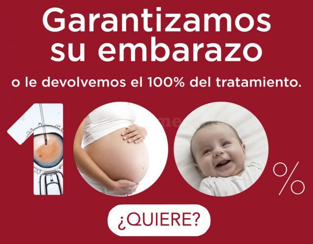Garantía de embarazo Instituto Bernabeu - Instituto Bernabeu