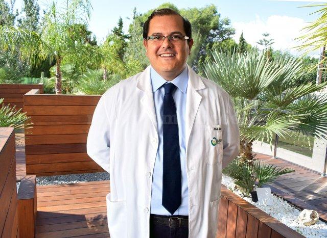 Nuestro Director Médico Nacional, el Dr. Sergio Rogel - IVF Spain