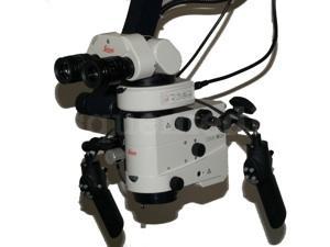 Microscopio quirúrgico - Clínica Odontología Avanzada