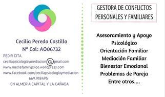 - Cecilia Pereda Castillo