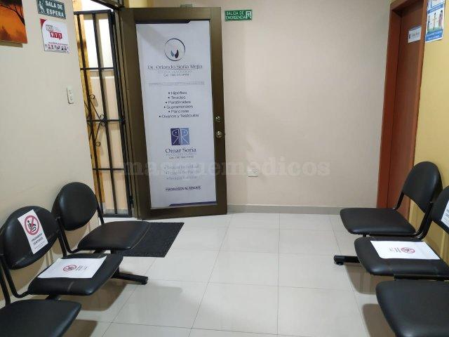 Sala de espera - Dr. Orlando Soria Mejía