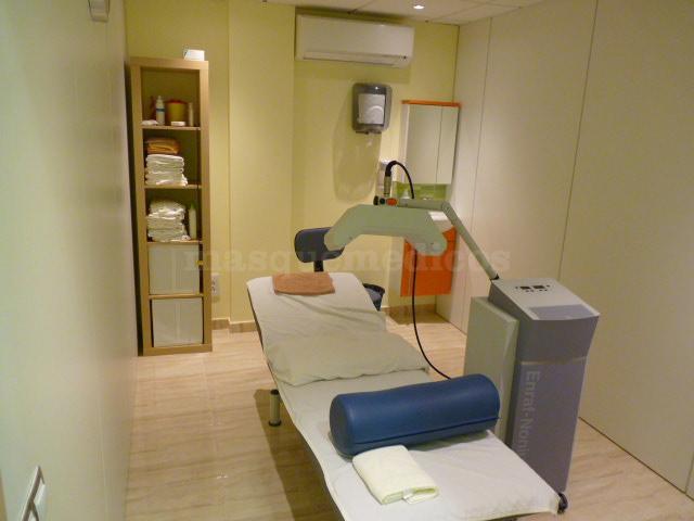 Cabinas de tratamiento individual - Centro de Fisoterapia Arufis
