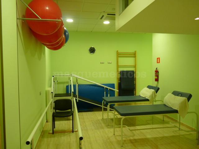 Gimansio - Centro de Fisoterapia Arufis