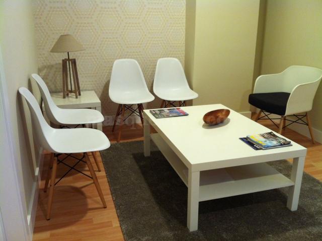 Sala de espera AB Psicólogas - AB psicólogas