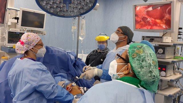 En plena Faena - Dr. Amilkar Suárez Pupo