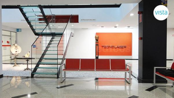 Sala de espera - Clínica de Oftalmología Sánchez Trancón