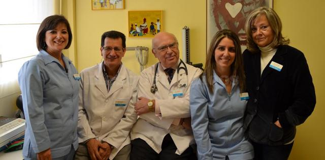 Equipo - Gidec, Gabinete de Cardiología del  Dr. Juan A. Richart
