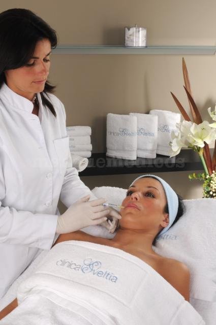 Medicina Estética - Rellenos - Clínica Sveltia