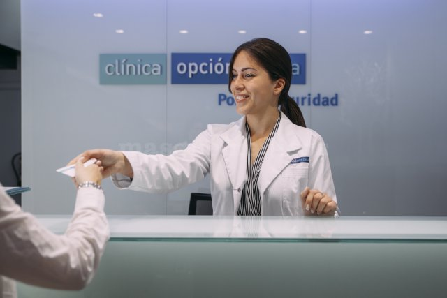 Clínica Opción Médica - Opción Médica