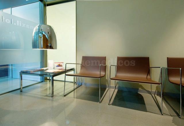 Sala de espera - Maxilofacial Dexeus