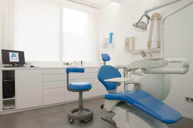 Gabinete Aguilar Dental Salut - Aguilar Dental Salut