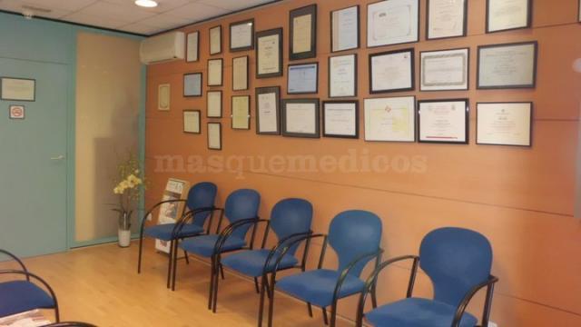 Sala de espera - Clinica Dental Doctor I. X. Bon de Juana