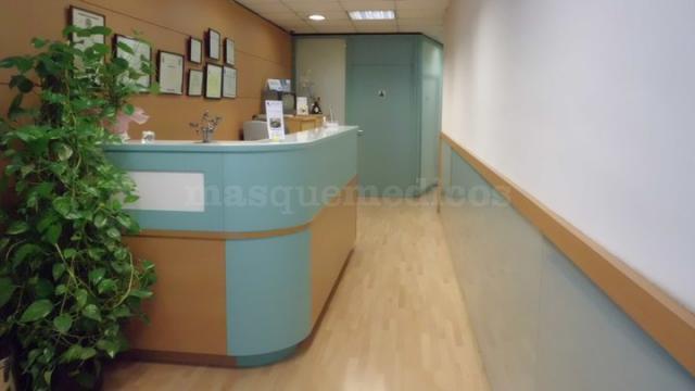 Recepción - Clinica Dental Doctor I. X. Bon de Juana