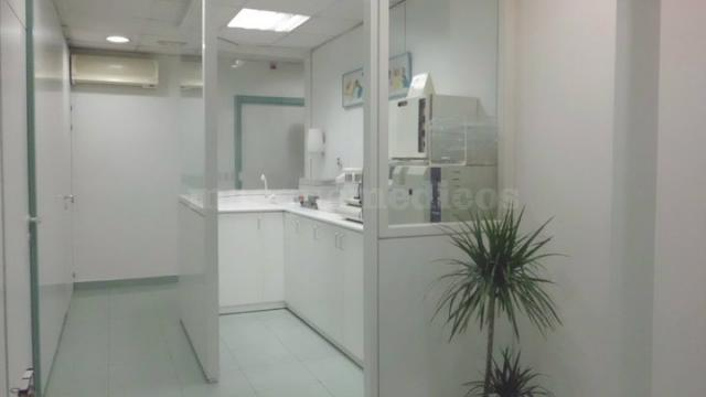Sala de esterilización - Clinica Dental Doctor I. X. Bon de Juana