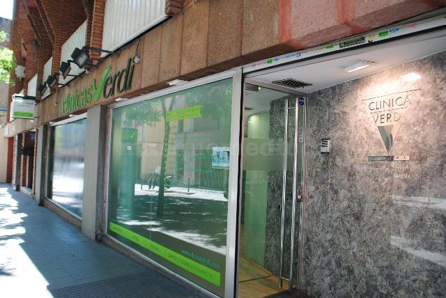 La clínica - Clínicas Verdi