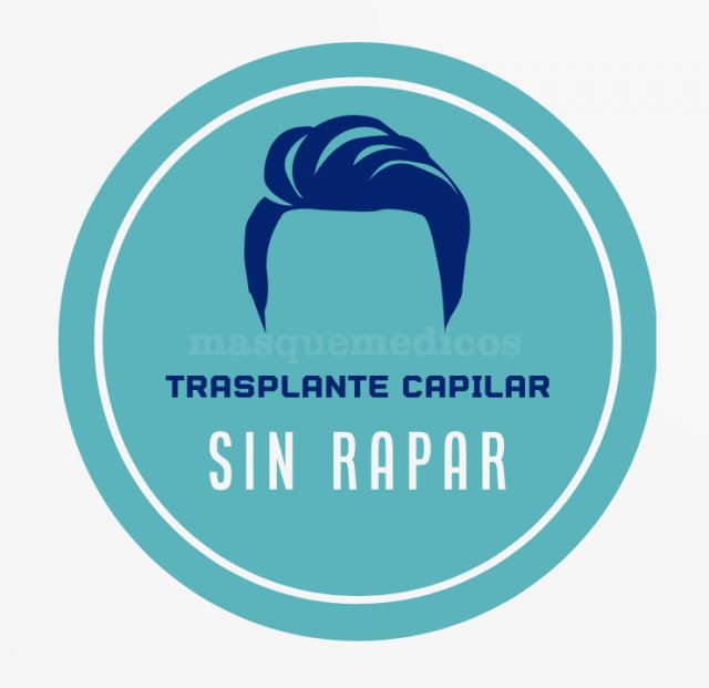Trasplante capilar sin rapar - Dr. Ramon Pigem