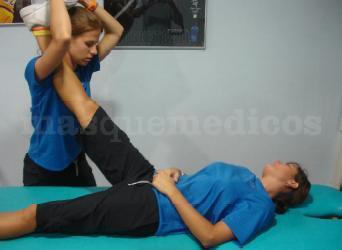 Terapia Manual  - Centre de Fisioterapia Toni Bové