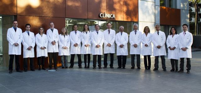 Equipo médico - ICR - Institut Català De Retina