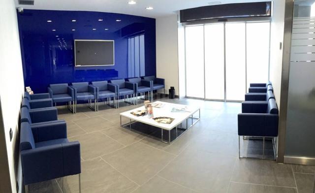 SALA DE ESPERA - Instituto Oftalmológico Tres Torres